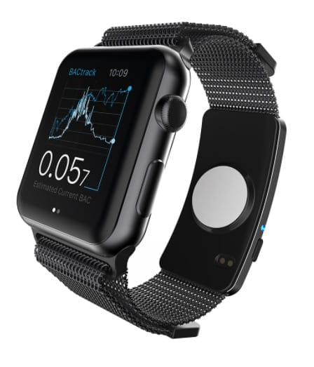 alcootest apple watch